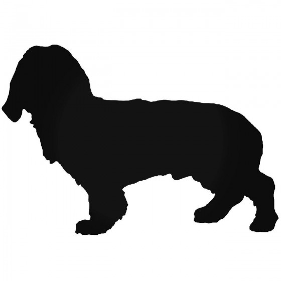 Swiss Hound Dog Vinyl Decal...