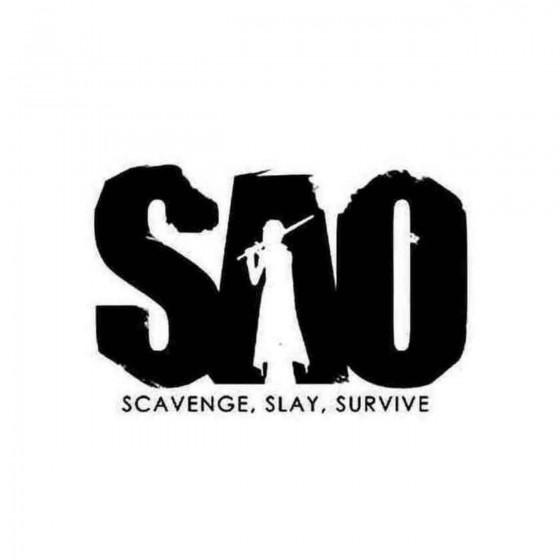 Sword Art Online Scavenge...