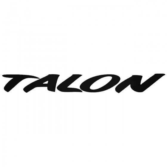 Talon Graphic Decal Sticker