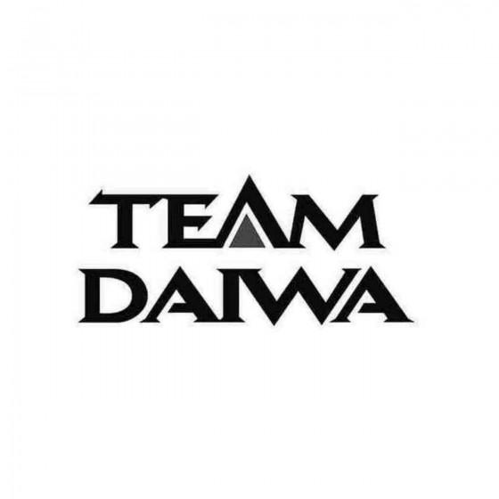 Team Daiwa For Fish Fans...