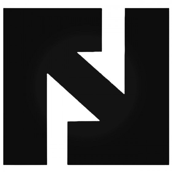 Team Nowhere Decal Sticker
