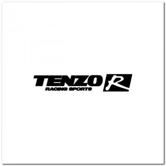 Tenzo Vinyl Decal