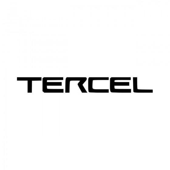 Tercel Aftermarket Logo...
