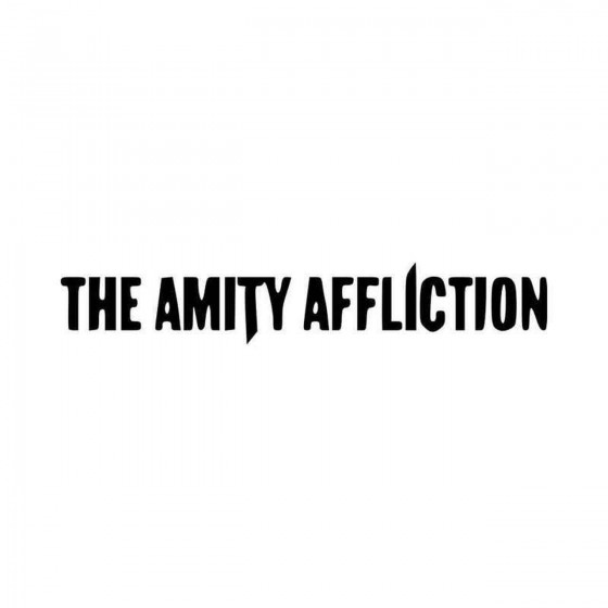 The Ammity Affliction Logo...