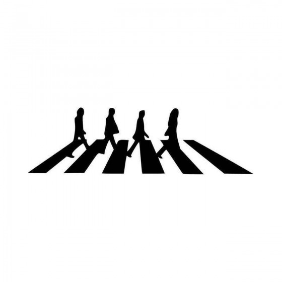 The Beatles Abbey Road...