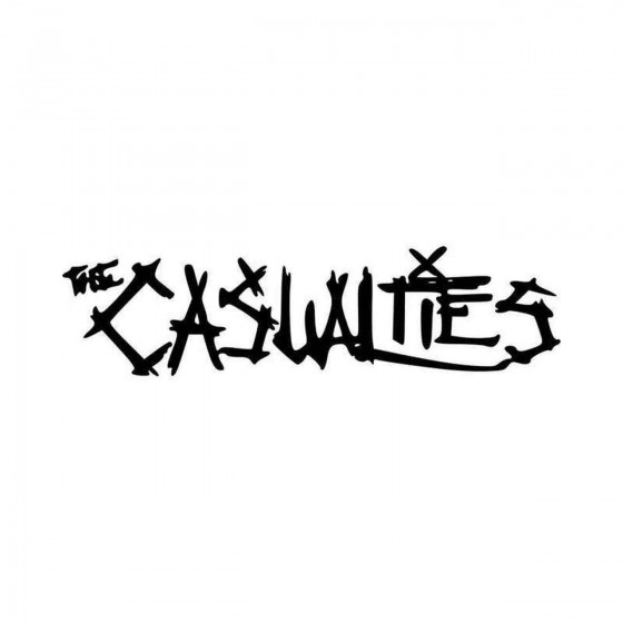 The Casualties Rock Band...