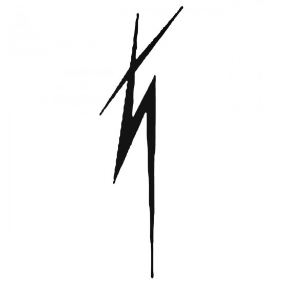 The Hundreds Flash Decal...