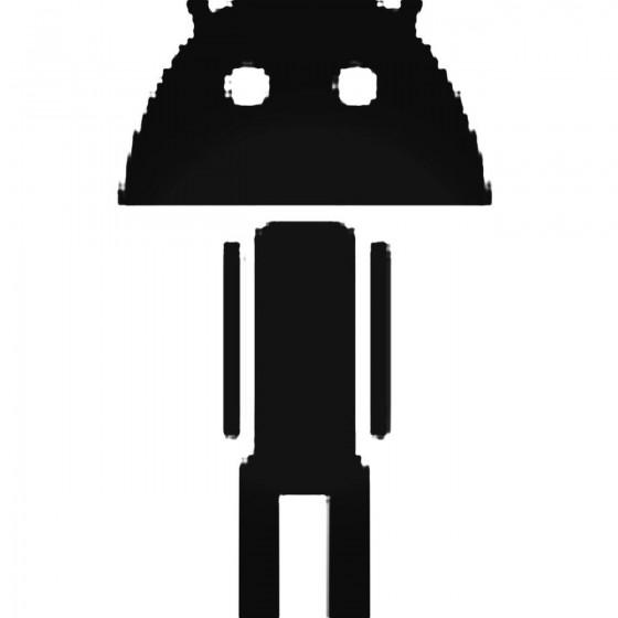 Thin Droid Decal