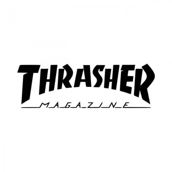 Thrasher Magazine Logo...
