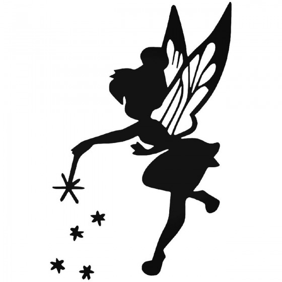 Tinker Bell 337 Decal