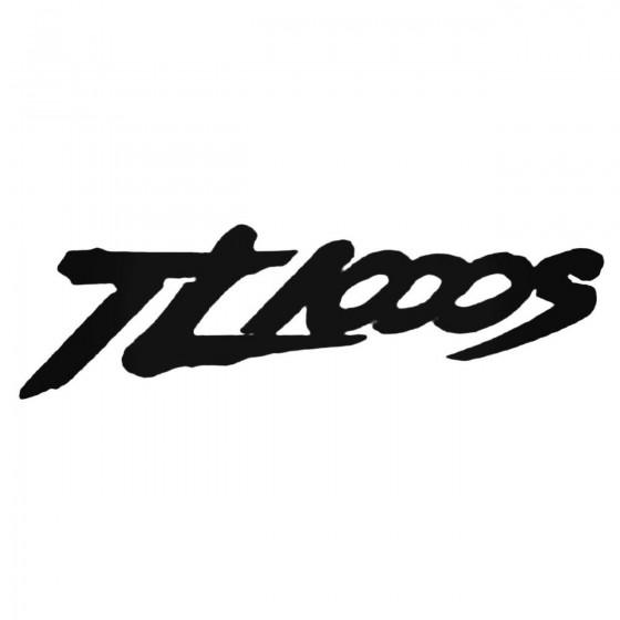 Tl1000s Decal Sticker