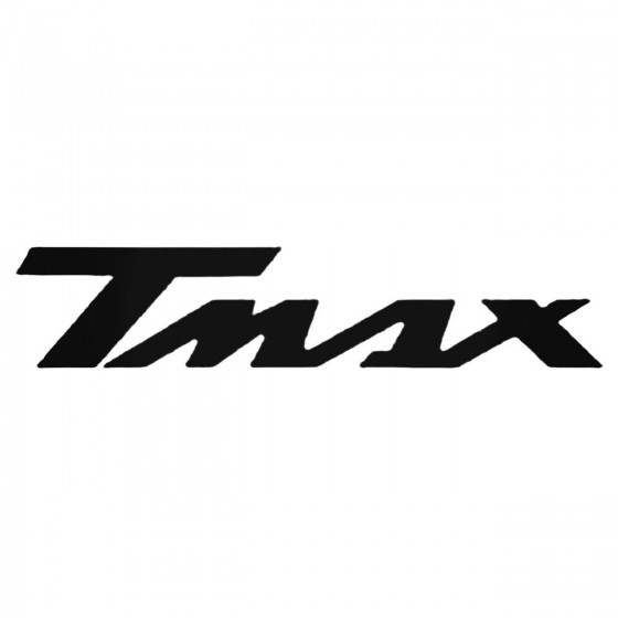 Tmax Decal Sticker