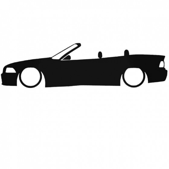 Bmw 3 Serie E36 Cabrio Low...