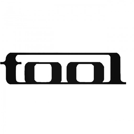 Tool 17 Decal