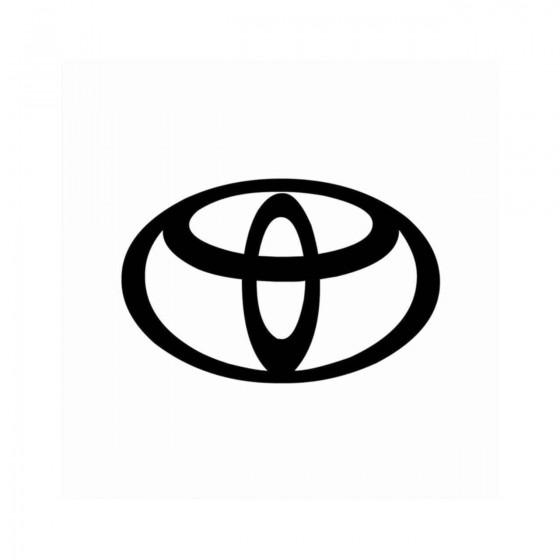 Toyota Logo Vinyl Decal...