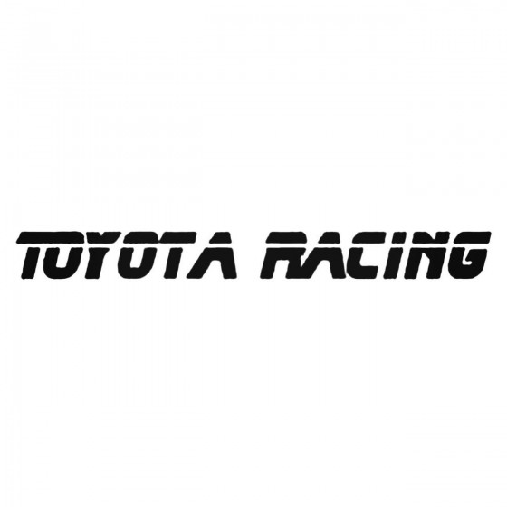 Toyota Racing Windshield 3...