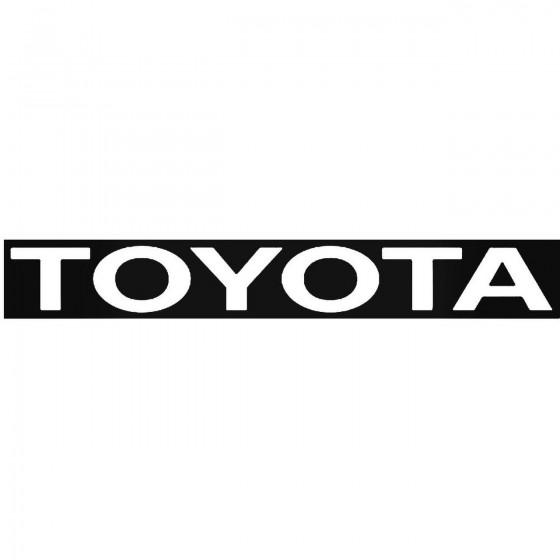 Toyota Windshield Banner 2...