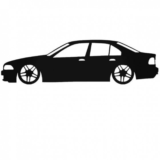 Bmw 5 Serie M5 E39 Sedan...