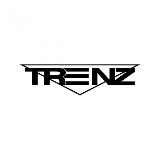 Trenz Vinyl Decal Sticker