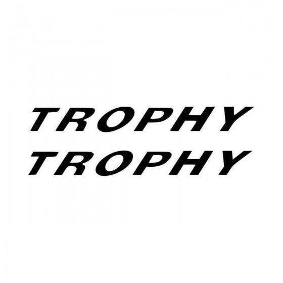 Trophy Set Of Boat Kit...