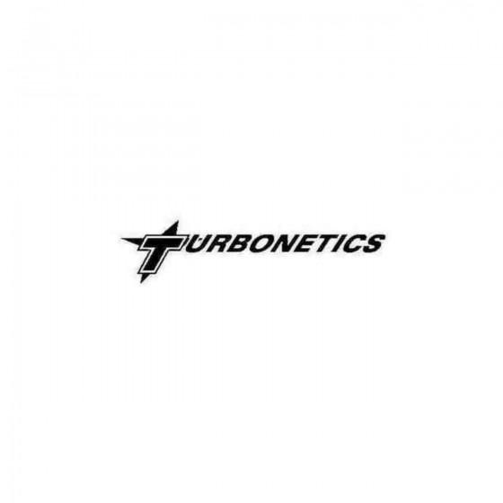 Turbonetics Decal Sticker