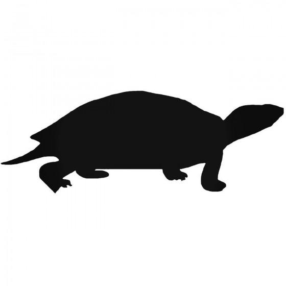 Turtle 8 Decal Sticker