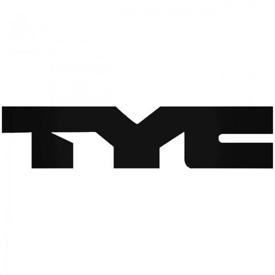 Tyc Vinyl Decal Sticker