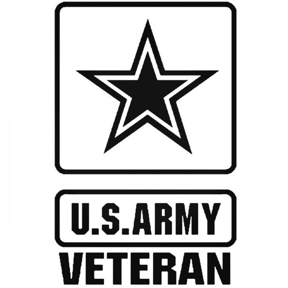 Us Army 344 Decal