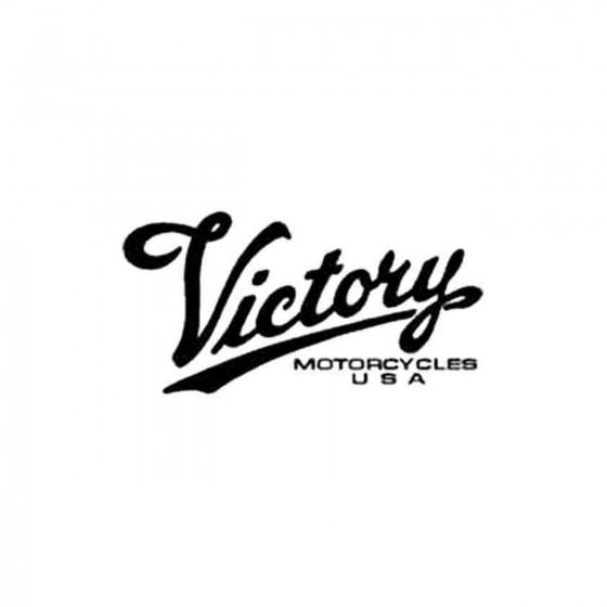 Victory Motorcycles Usa...