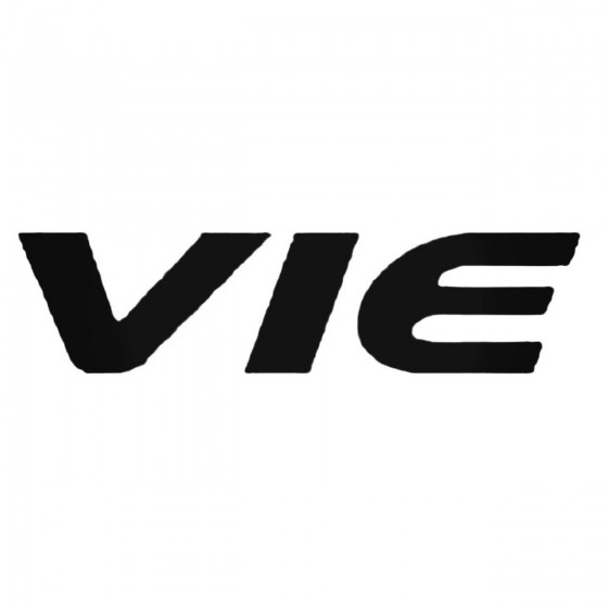 Vie Decal Sticker