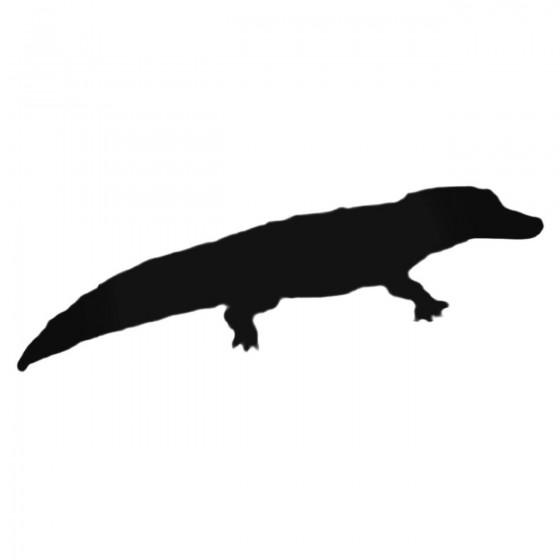 Violent Alligator Decal...