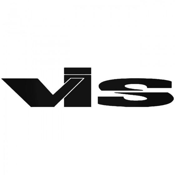 Vis Performance Vinyl Decal...