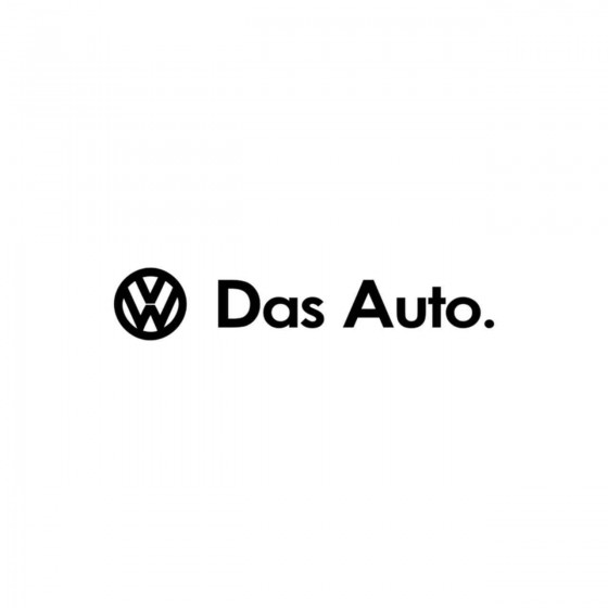Volkswagen Das Auto Vinyl...