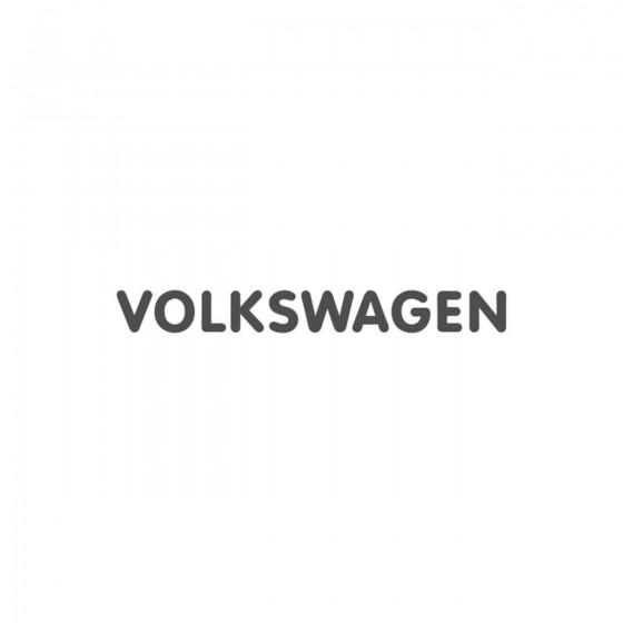 Volkswagen Ecriture 2 Vinyl...