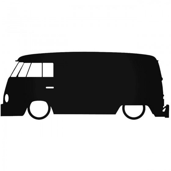 Vw T1 Transporter Low Decal...