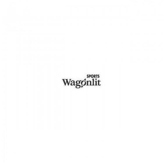 Wagonlit Sports Decal Sticker