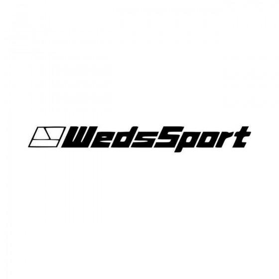 Wedssport Wheels Vinyl...