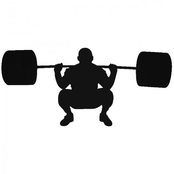 Weight Liftingilhouette...