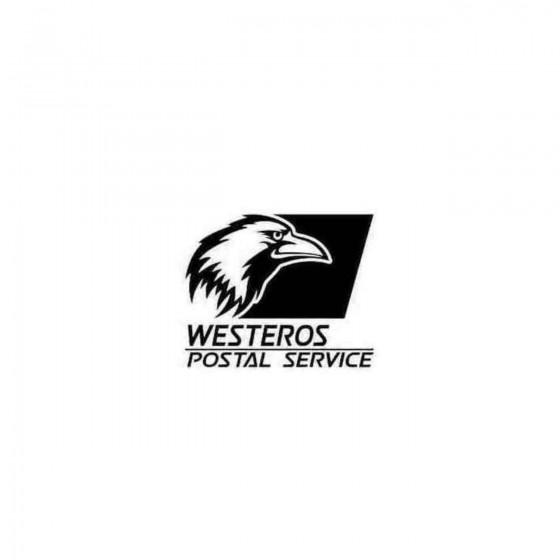 Westeros Postal Service...