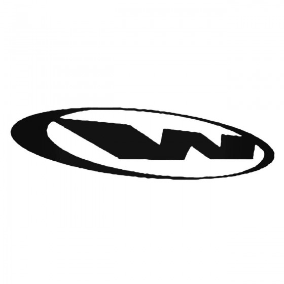 Wings West 02 Decal Sticker