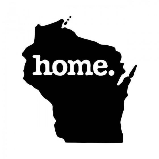 Wisconsin Home State Hoo...