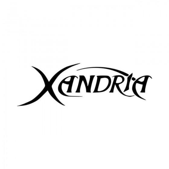Xandria Band Logo Vinyl...