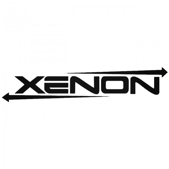 Xenon S Vinl Car Graphics...