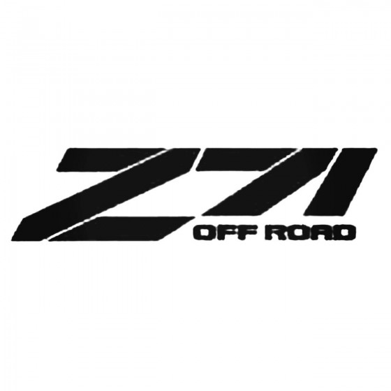 Z71 Offroad Decal Sticker
