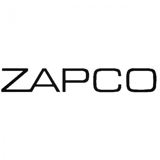 Zapco S Vinl Car Graphics...
