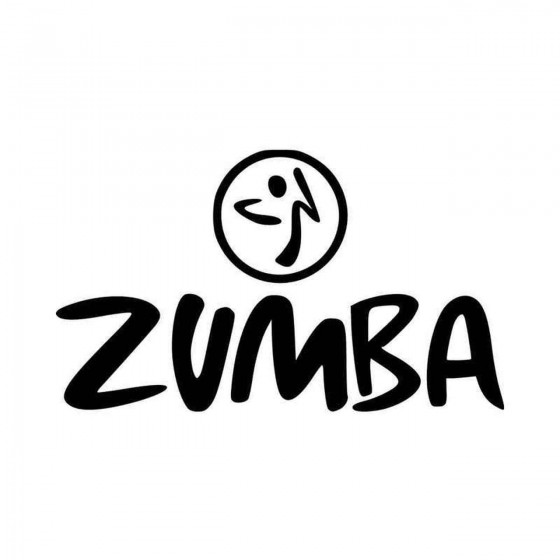 Zumba Vinyl Decal Sticker