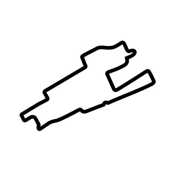 DETROIT GRAND PRIX 1988 DECAL