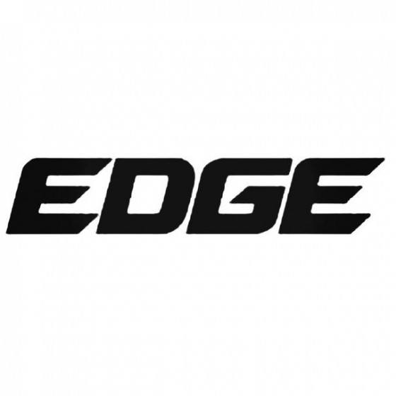 Castrol Edge Decal Sticker