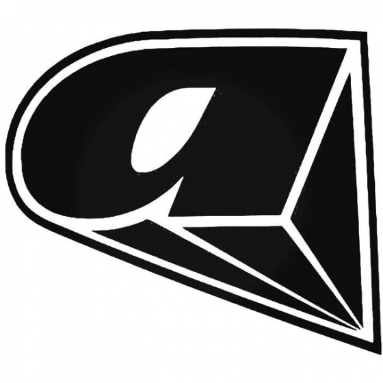 Airush Solo Surfing Decal...