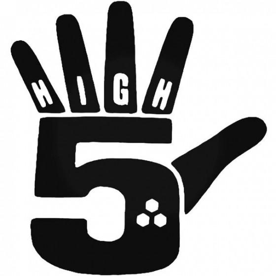 Al Merrick High 5 Surfing...